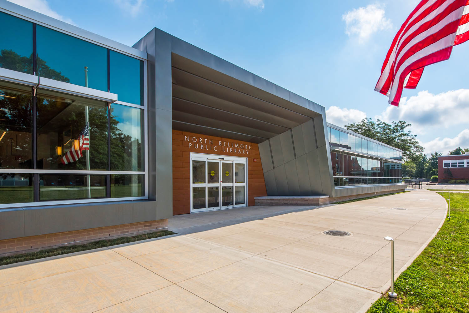 North Bellmore Public Library | Expansion & Renovation
