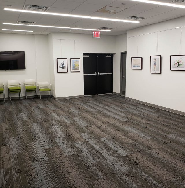Battery Park City | Rector St. Interior Fit Out